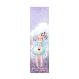 Marque Pages Fairy Heart