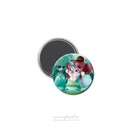 Magnet décoratif Mimü Licorne