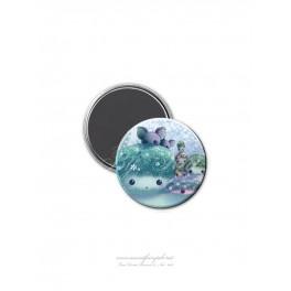 Magnet décoratif Esprit Pierre