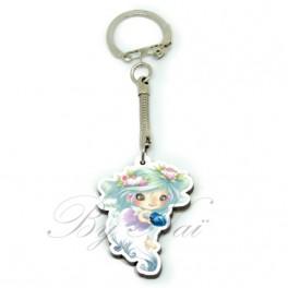 Porte clés petite fée